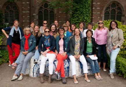2012-2013 dinsdag veterinnen in Delft