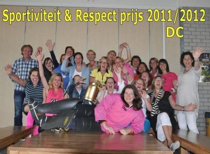 2012-2013 Veterinnen C (zondag)
