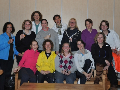 2012-2013 Veterinnen B (zondag)