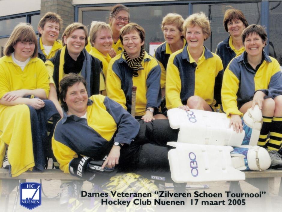 Veterinnen 2005 in Nuenen