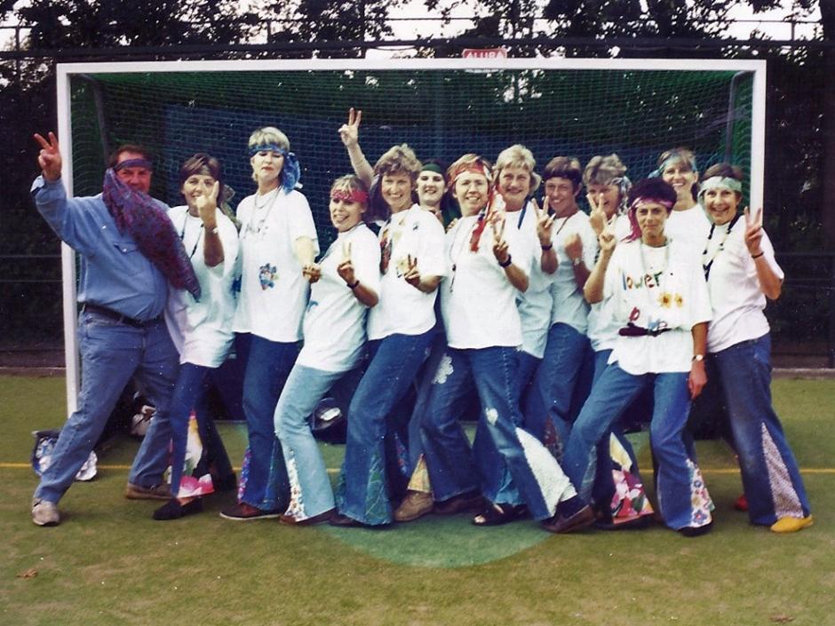 21 sept 1999 - Flower Power Hippies WUT Voorschoten