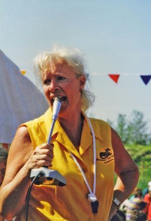 Speech door Ada Kolff