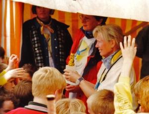 P&K prijsuitreiking met o.a. Henriette van Dijk en Ada