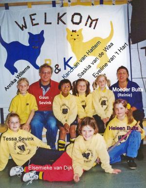 1999 - Coaches Guus Sevink en Reinie Bults met hun team