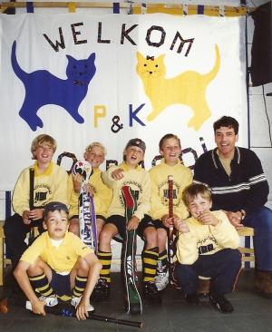 Bob Bogers, Wouter Gouman, Vincent Nolet,Stefan & Michael vd Ree,Floris Reuter,Robin de Ronde