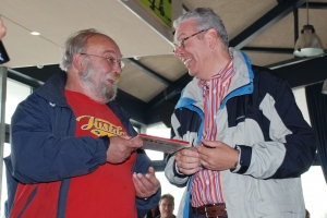 2007: Samen met Erik met het MERCI van Heren 1