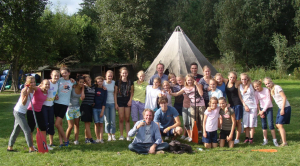 2010: Met MC-1 en 2 op Outdoor modder evenement