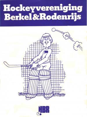 """Clubblad 1977-1980, de naam """"Balbabbels"""" is nog niet bedacht"""