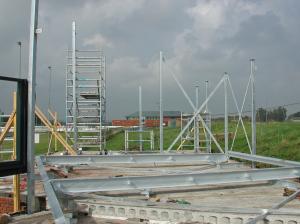 Opbouwen topstructuur