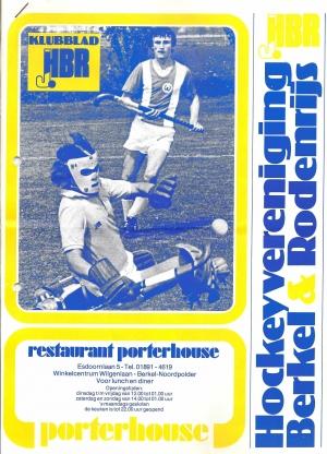 "Wekelijks ""klubblad"" 1978-1979"