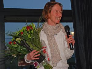 2011: Josephine de Bie vrijwilliger vh Jaar (in 2013 lid van verdienste)