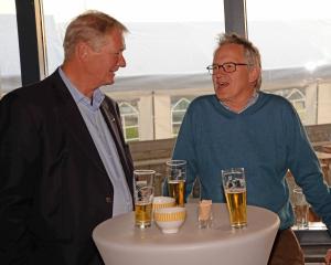 2003: Jacques Thoen (hier met Erik van Dort in 2015)