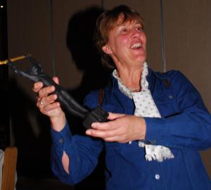 2009: Annelies van Heusden (lid van verdienste in 2010)