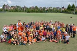 Jong Oranje Clinic Groep 2