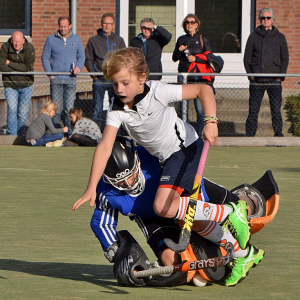 Shoot-outs bij Over de Top Toernooi