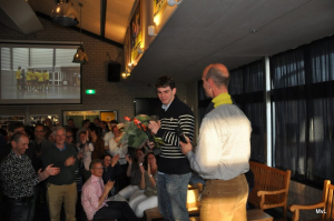 2012: Ties Oosthout: Vrijwilliger van het Jaar