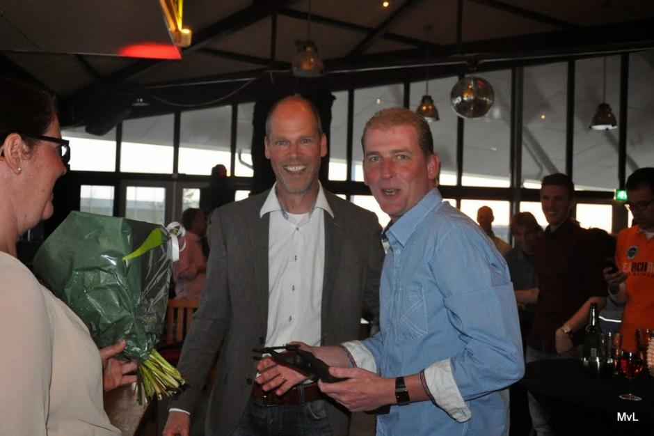 2014: Marcel Geerlof: Vrijwilliger van het Jaar