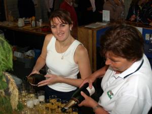 2004: Nicole vd Windt, Vrijwilliger van het Jaar  (foto 2006)