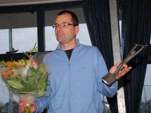 2013: André van de Graaf Vrijwilliger van het Jaar
