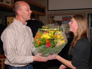 2013: Fieke Uwland: Jeugd Vrijwilliger van het Jaar
