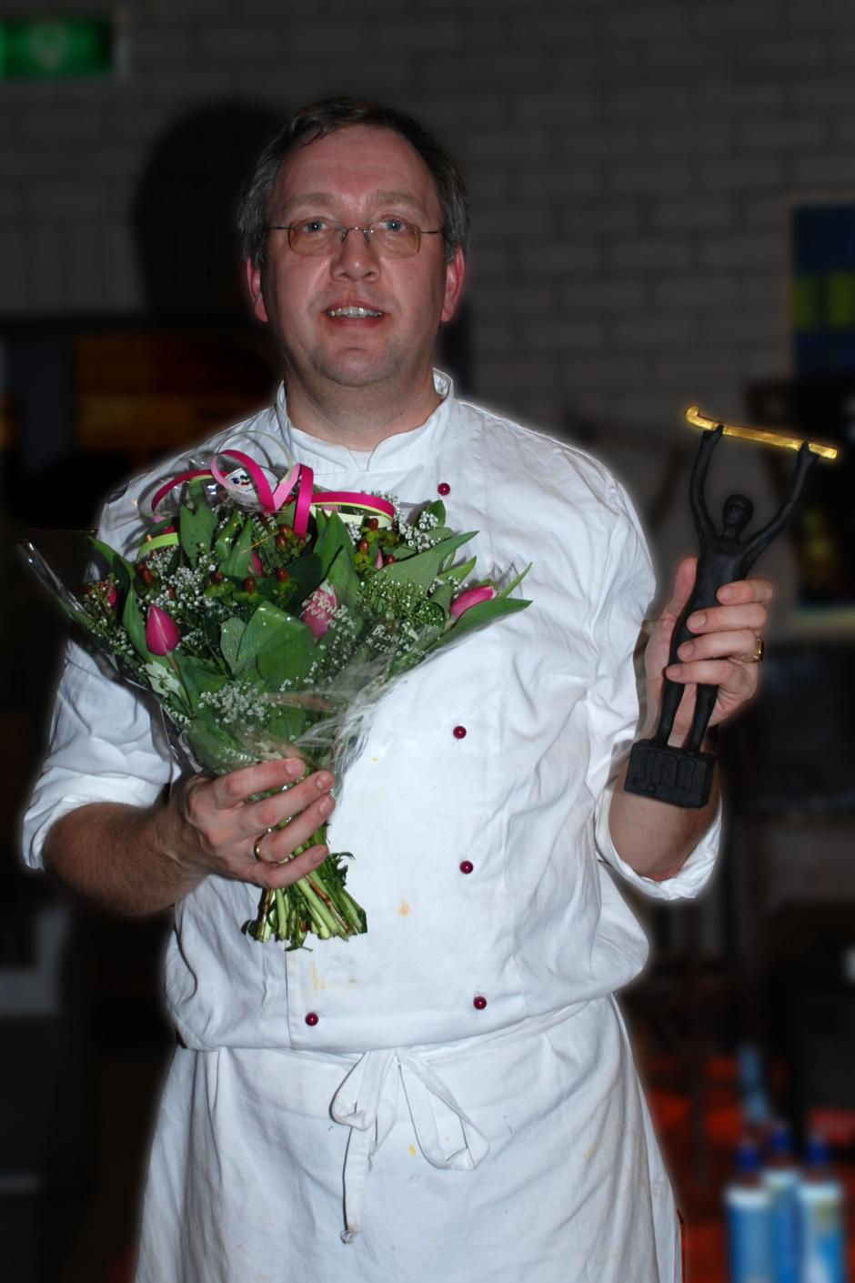 2007: Leo van der Heide, Vrijwilliger vh Jaar 2007