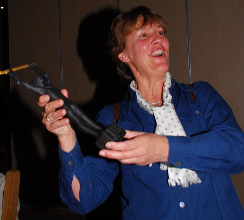 2009: Annelies van Heusden Vrijwilliger van het Jaar