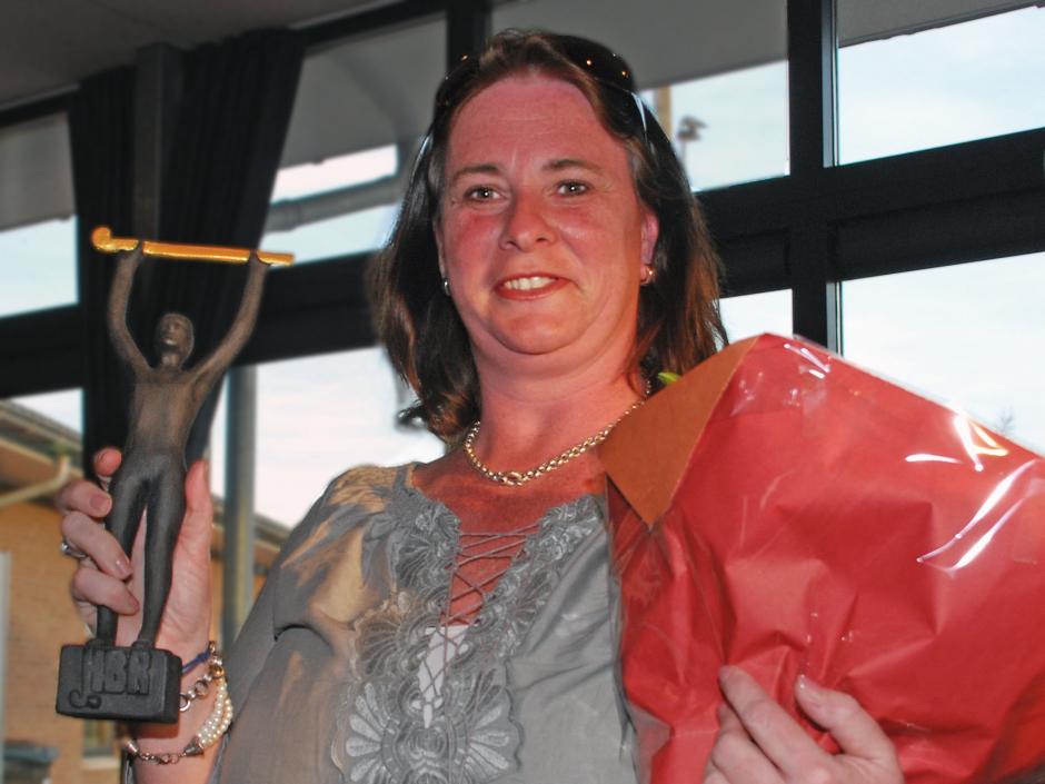 2010: Marijke Kuyken Vrijwilliger van het Jaar