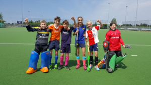 De winnaars: Eline (MC2), Lola (MC1), Julie (keeper MC4), Tijn Langstraat (keeper JC1), David Blendea (JC1), Jort Kerstens(JC1)