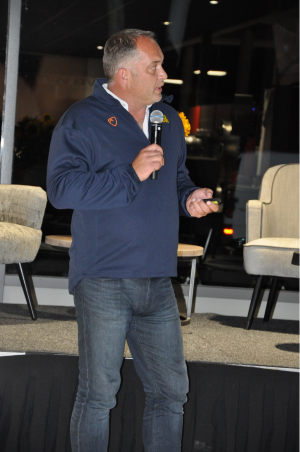 HBR Business Club oprichter Jacko Roest