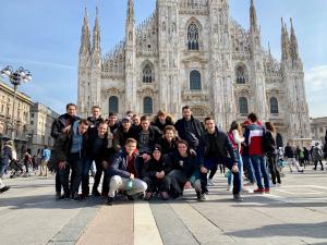 Heren 2 in Milaan