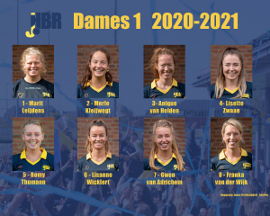 Dames 1 2020-2021 download nu!